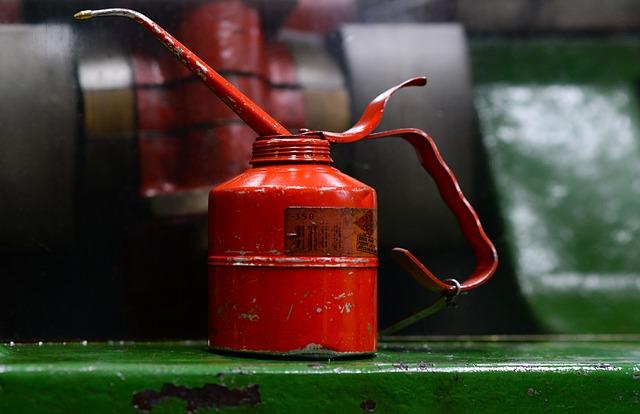 konvička na olej