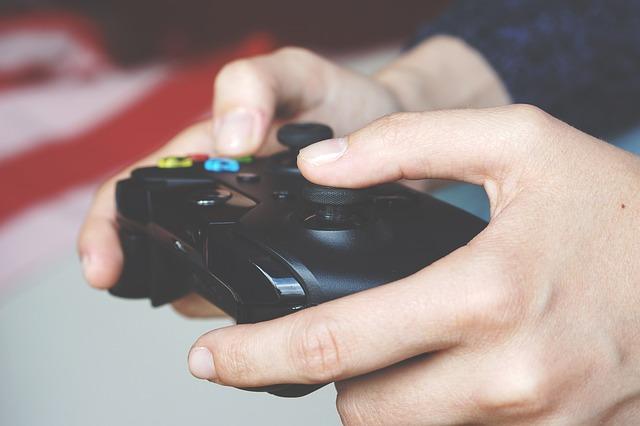 Videohry, hraní, hry.