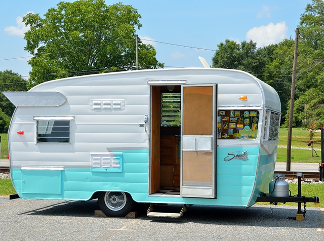 připojitelný karavan